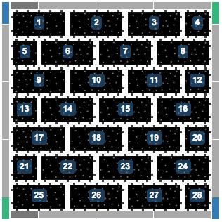 14ftx14ft_Black_LED_Dance_Floor_Layout