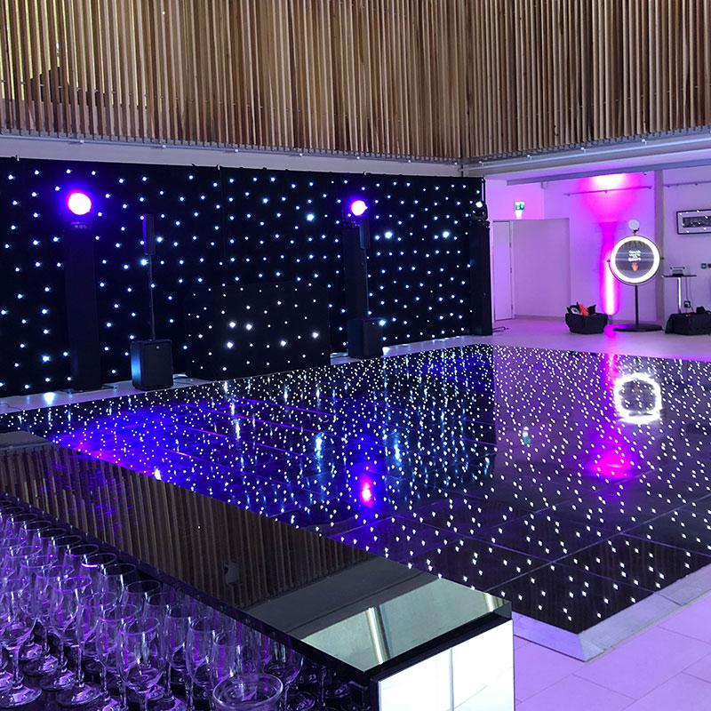 Black-LED-Dance-Floor-Hire-Berkshire-2